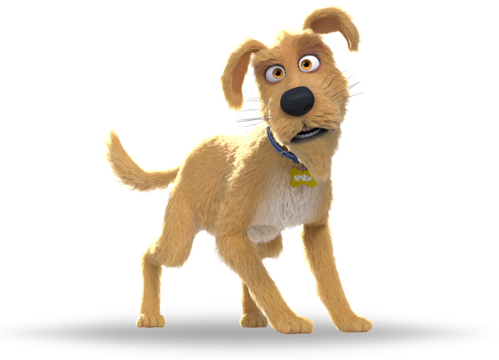 Caninsulin.com animated dog